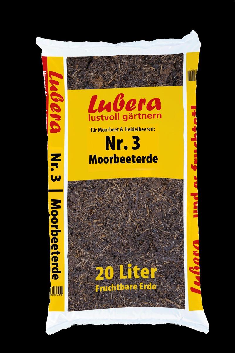 Prächtig Fruchtbare Erde: Nr. 3 Moorbeeterde: Lubera.de &ZD_74