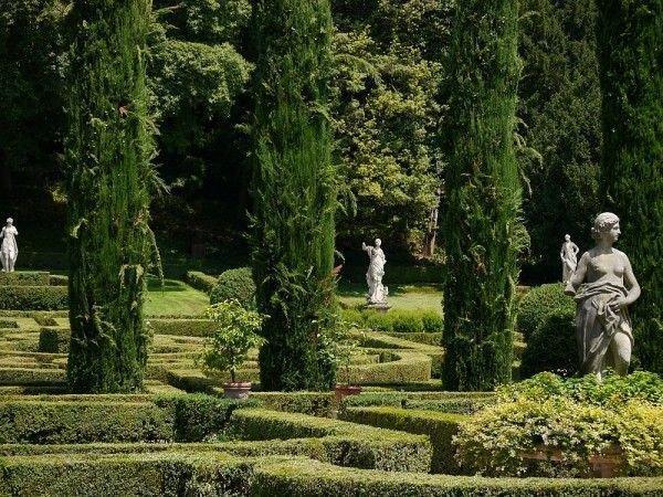 Garten italienisch gestalten