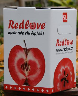 Redlove Bag-in-Box 5lt