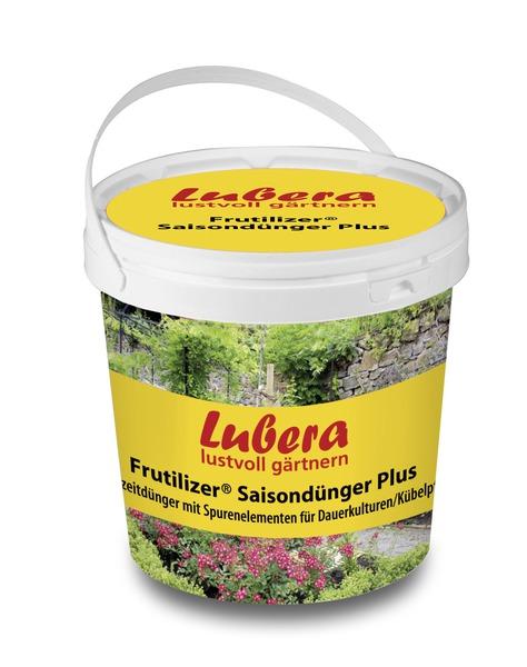 Frutilizer® Saisondünger Plus Lubera